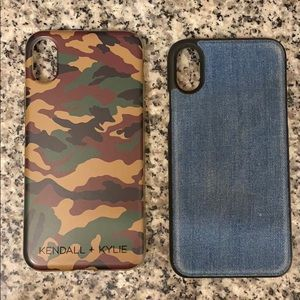Kendall & Kyle iPhone Cases